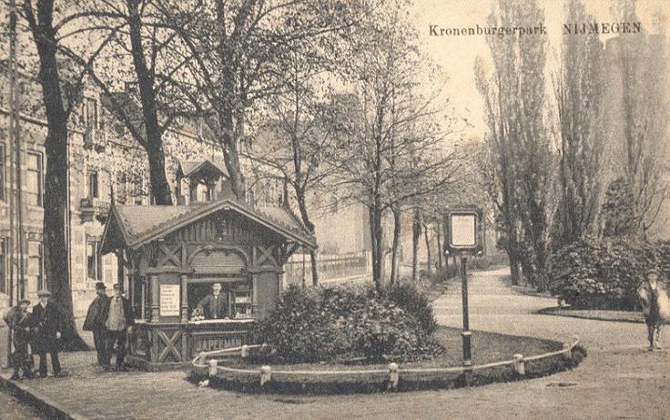 Peemankeetje Kronenburgerpark
