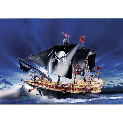 Playmobil Pirate Raiders' Ship (6678) | Toys R Us