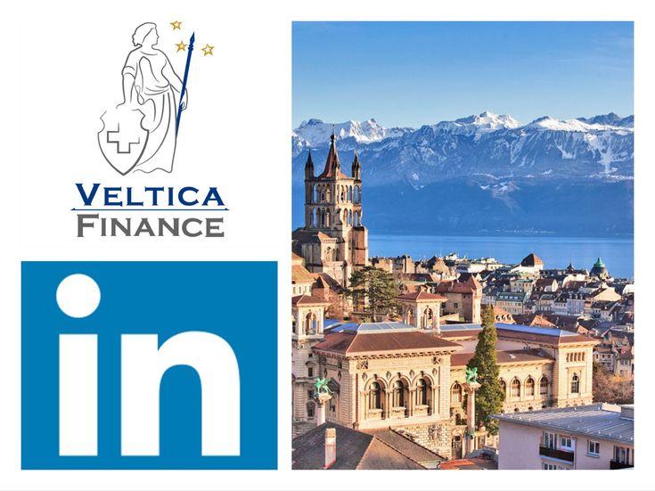 Veltica Finance - Fiduciaire Suisse basée à Lausanne - Genève sur Linkedin
