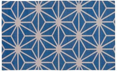 Blue over Easy by Madeline Weinrib.......dream rug!