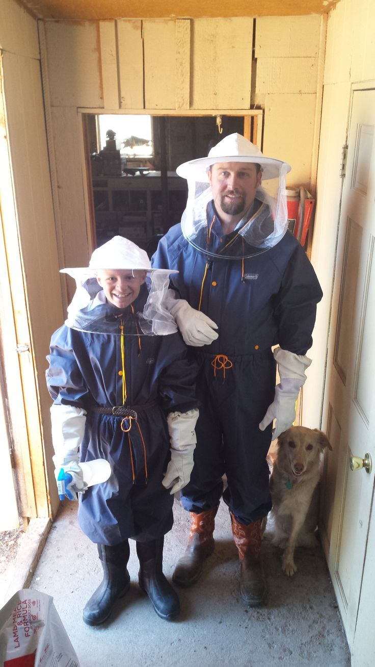 Beekeeper Suit that's Cheap and Works Great