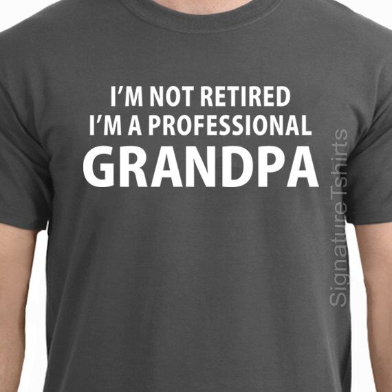 I'm Not Retired I'm a Professional Grandpa - Gift for Grandpa, Christmas Gift…