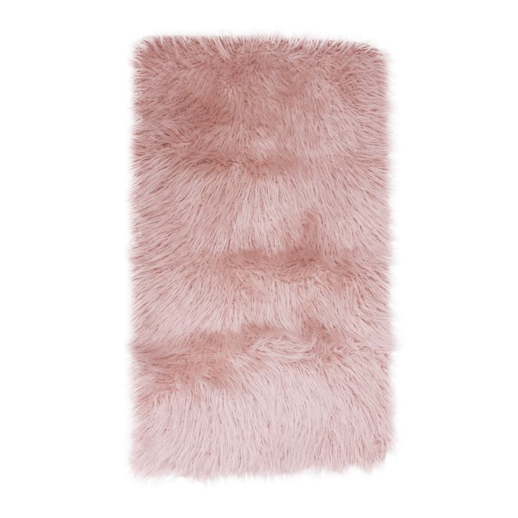 Pink Shag Rug Home Goods: Free Shipping on orders over $45 at Overstock.com - Your Home Goods Store! Get 5% in rewards with Club O!