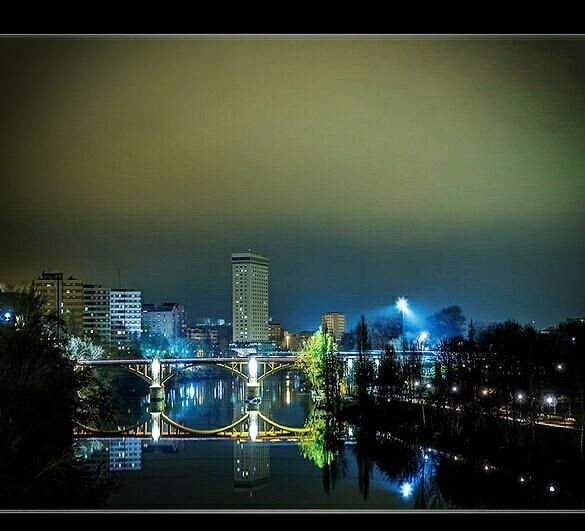 Valladolid at night...(Spain)