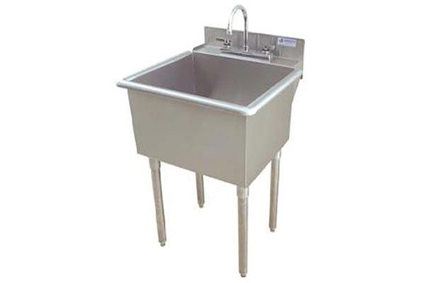 Stainless Steel Washboard Laundry Sinks With Images Utility