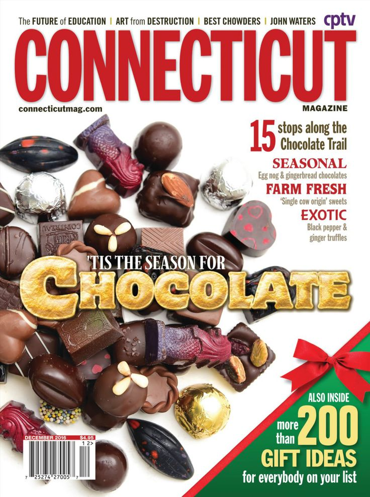 Connecticut Magazine December 2016