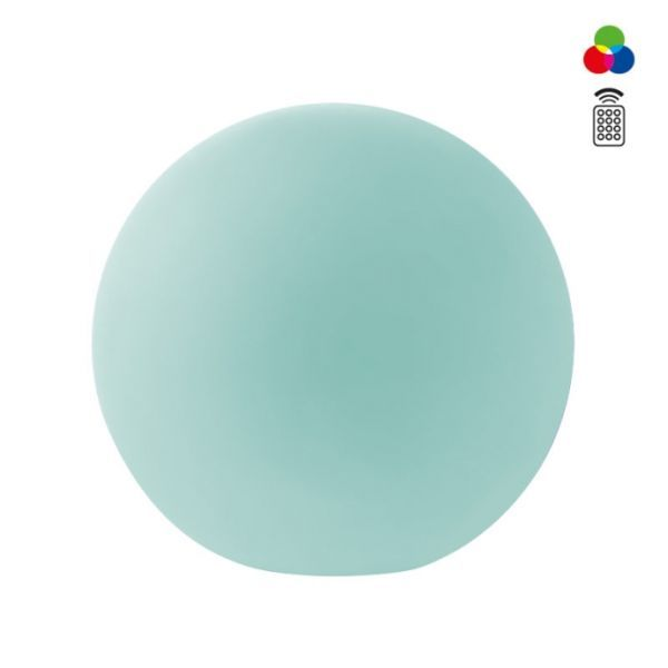 Corpuri de iluminat exterior CORP EXTERIOR BALON LED RGB 45CM BALOO 9969 REDO.9969