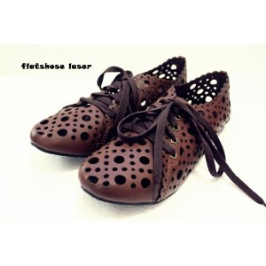 Jual Flat Shoes Laser