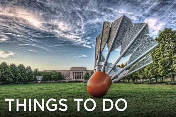 Whether you are brand new to town or just bored of Netflix, this is your  guide to things to do in Kansas City this weekend, or anytime really.  Scroll through the whole article or click the category you want to start  with.