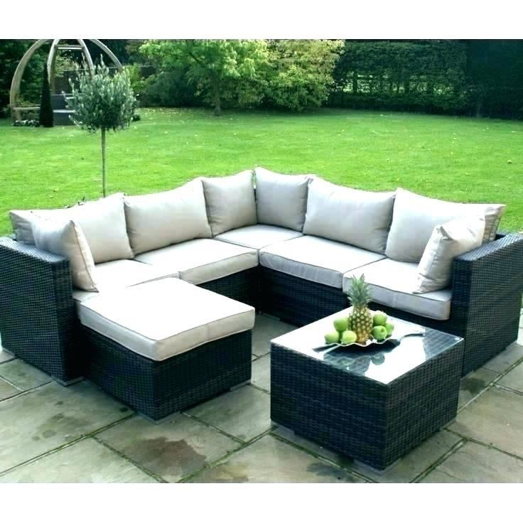 Curved Outdoor Patio Furniture Covers Rattan Garden Furniture