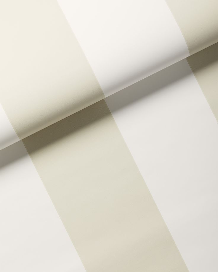 Serena & Lily Wide Stripe Wallpaper. Manufactured by York Wallpaper