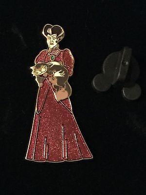 Disney Shopping - Villain Series Lady Tremaine & Lucifer Pin LE 500