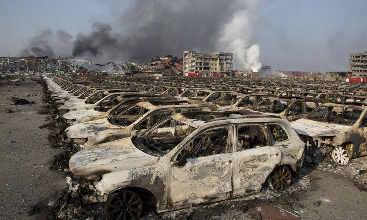 China explosions: a visual guide to what happened in Tianjin | World news | The Guardian