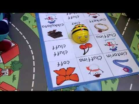 Literacy with BeeBot 7