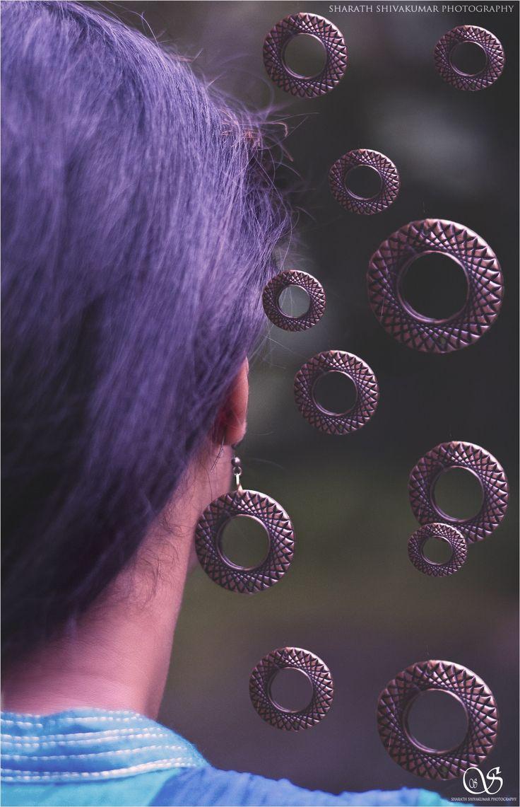 Raining Earrings by Sharath Shivakumar on 500px