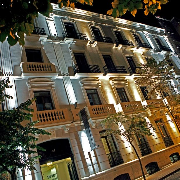 Best Hotels In Madrid - Hotel Unico