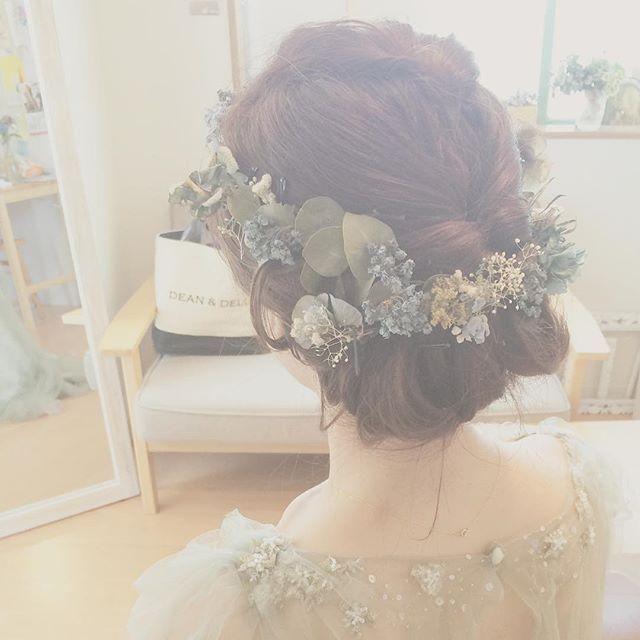繊細で上品な可愛らしさ♡Maison SUZUのウエディングドレス集の22枚目の写真 | マシマロ
