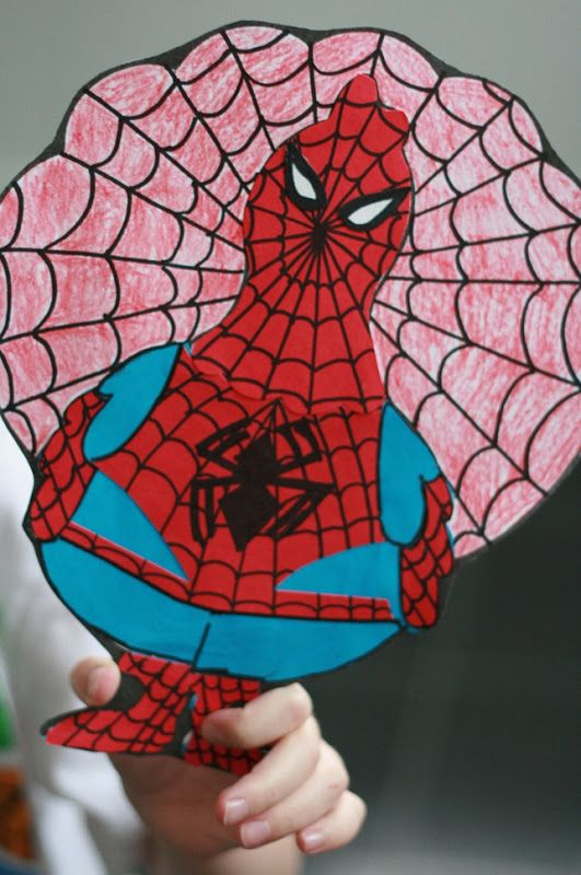 Spider Man Disguise Tom Turkey