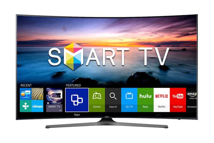 "49"" Class (48.5"" Diag.) Curved Smart 4k UHD TV"