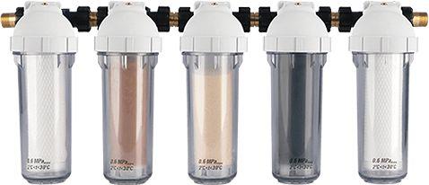 Ion exchange resin filter - Tap water filters, Dafi / Water filters – water filter jugs and vacuum containers DAFI.