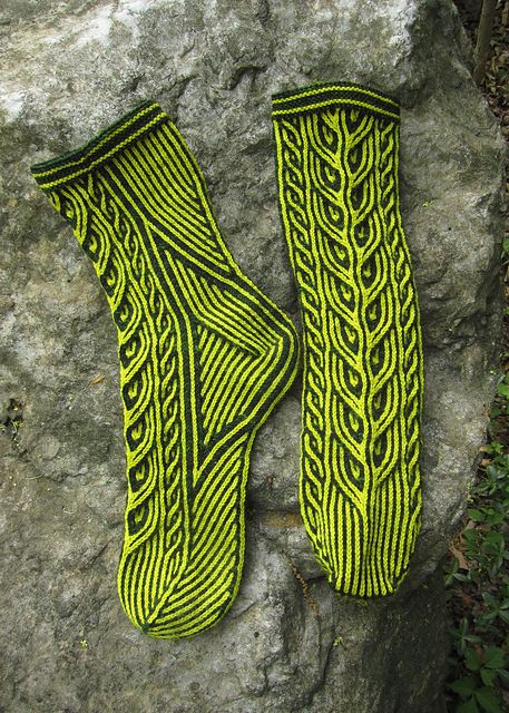 Ravelry: Far Into the Forest pattern by Kirsten Hall