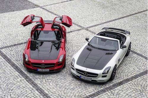2015 Mercedes-Benz SLS AMG GT Final Edition | First Look
