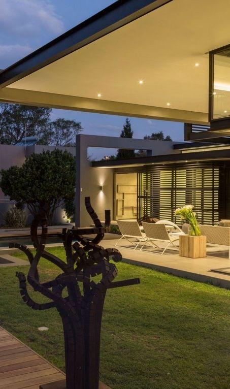 25 best terrace ideas images on pinterest modern houses - Residence de standing saota roca llisa ...