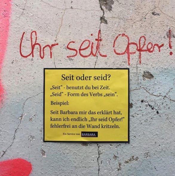 24 Beweise, dass nicht jeder Deutsch versteht