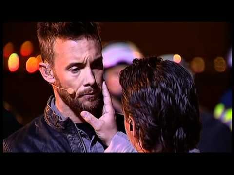 The Passion 2012 - Wat is mijn hart - Charly en Danny - YouTube