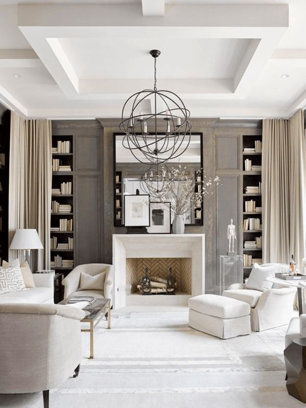 Best 25 White Living Rooms Ideas On Pinterest Living