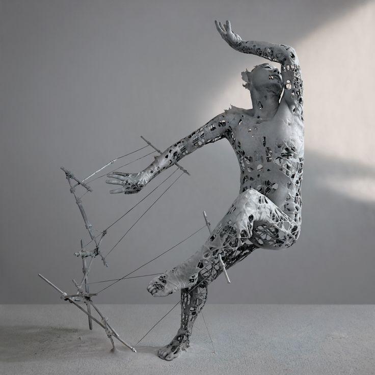 Yuichi Ikehata works - Fragment of LTM9→ detail