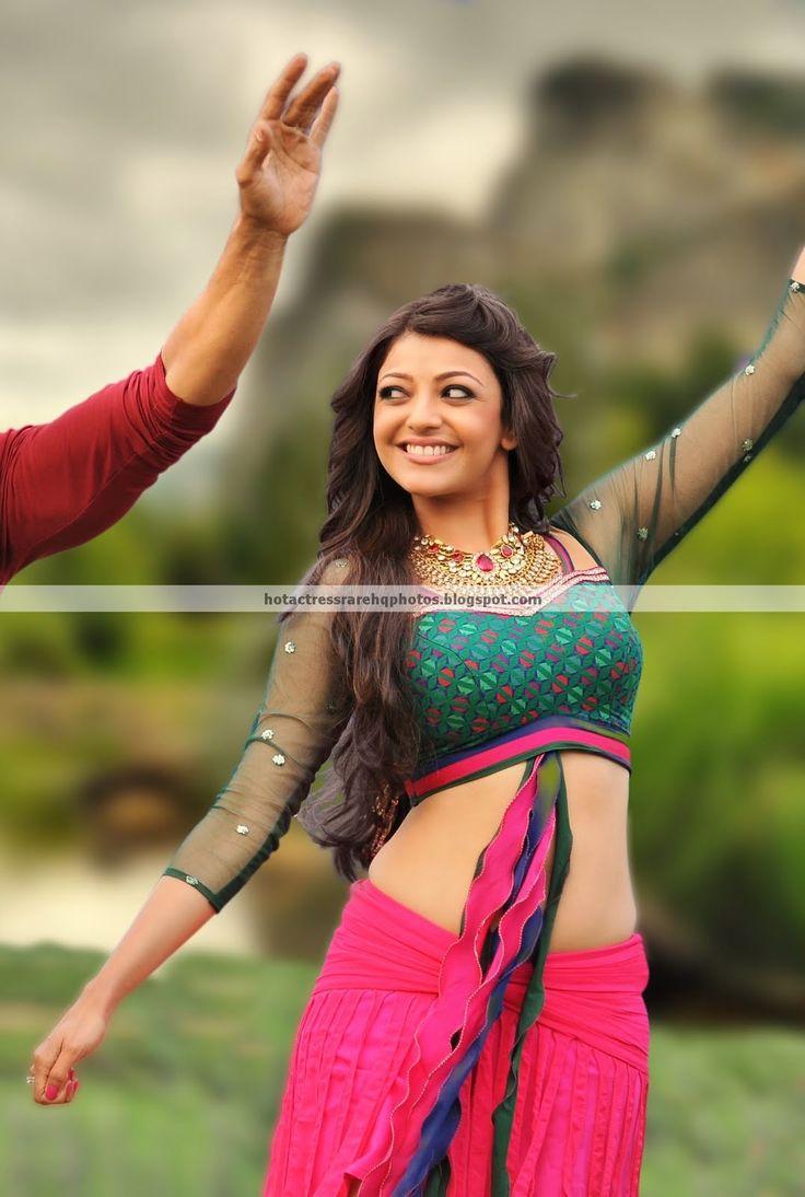 Hot Indian Actress Rare HQ Photos: South Actress Kajal Agarwal Milky Navel Photos from Telugu Movie Nayak - HD || Kajal Agarwal Deep Navel in Nayak Movie (6 HD Photos)