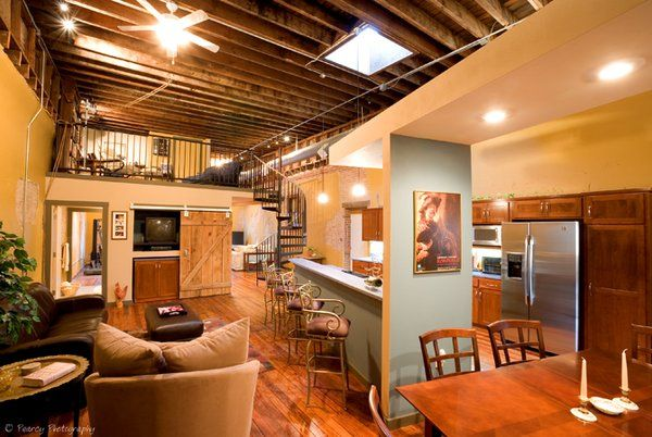 Horse barn with loft apartment small barn loft for Barn loft apartment plans