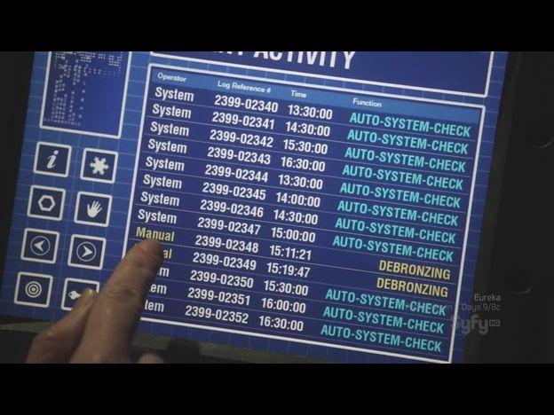 Warehouse 13 (2x01)