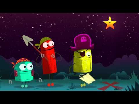 """Outer Space: """"I'm A Star,"""" The Stars Song by StoryBots - YouTube"""