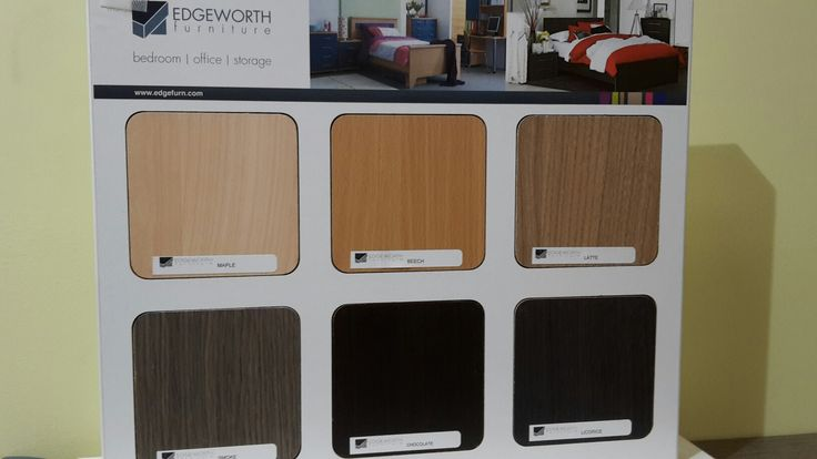 Caplyso bed colour choices in vinyl. Also comes in white. 8 weeks wait for beds.