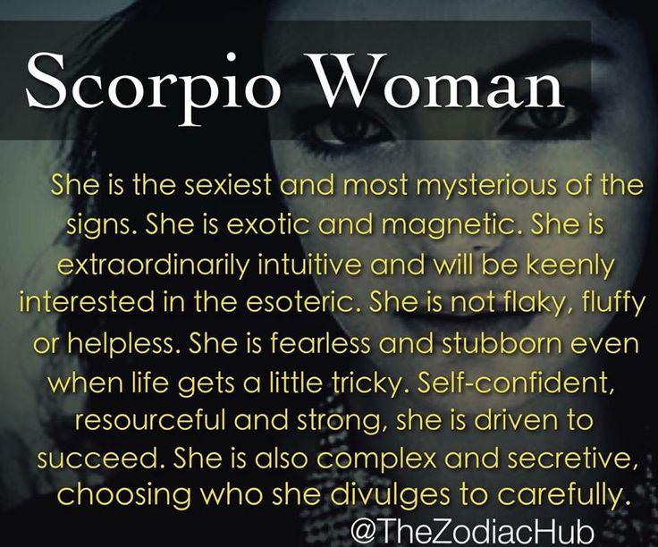 Woman #Scorpio                                                                                                                                                     More