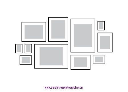 Top 25 best Gallery wall layout ideas on Pinterest Gallery wall