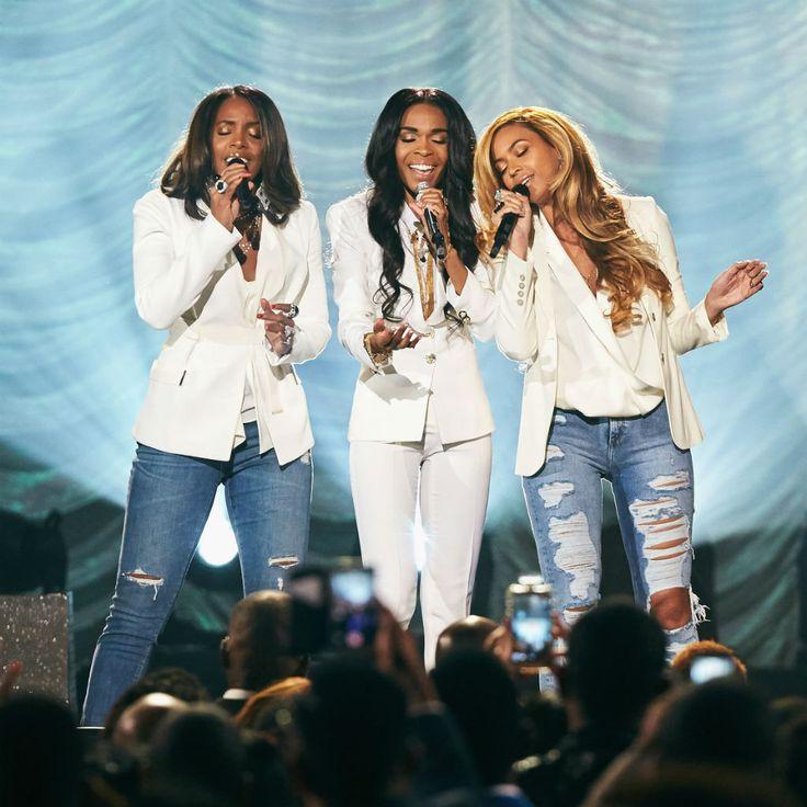 Beyoncé 'planning Destiny's Child reunion without dad'