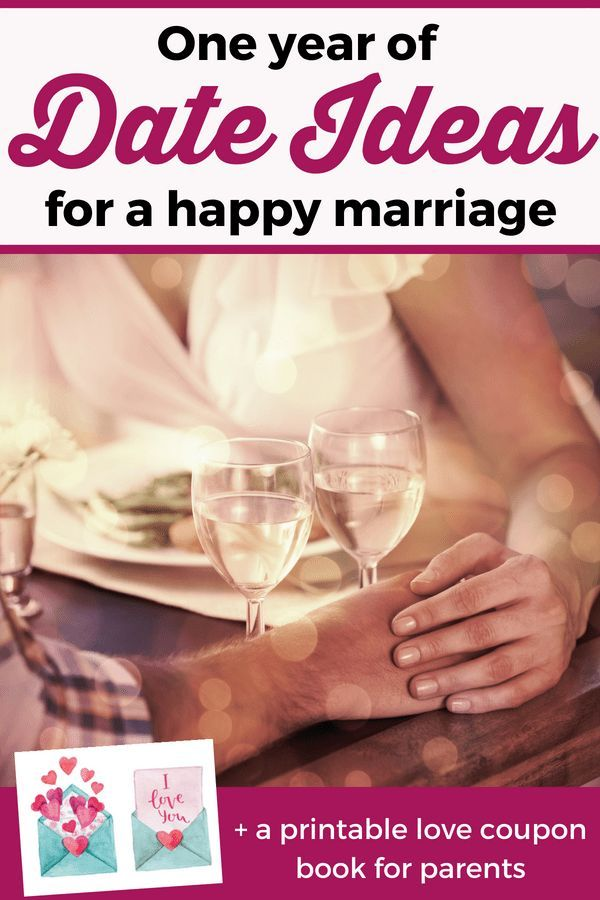 One Year Of Date Ideas For Happy Couples A Love Coupon Book For Parents Love Coupons Coupon Book Year Of Dates