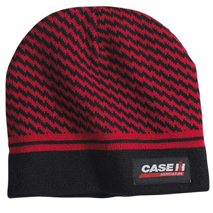Case IH Agriculture Logo Beanie Cap