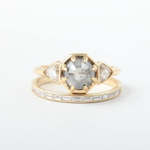 108 Best Images About Organic Engagement Rings On