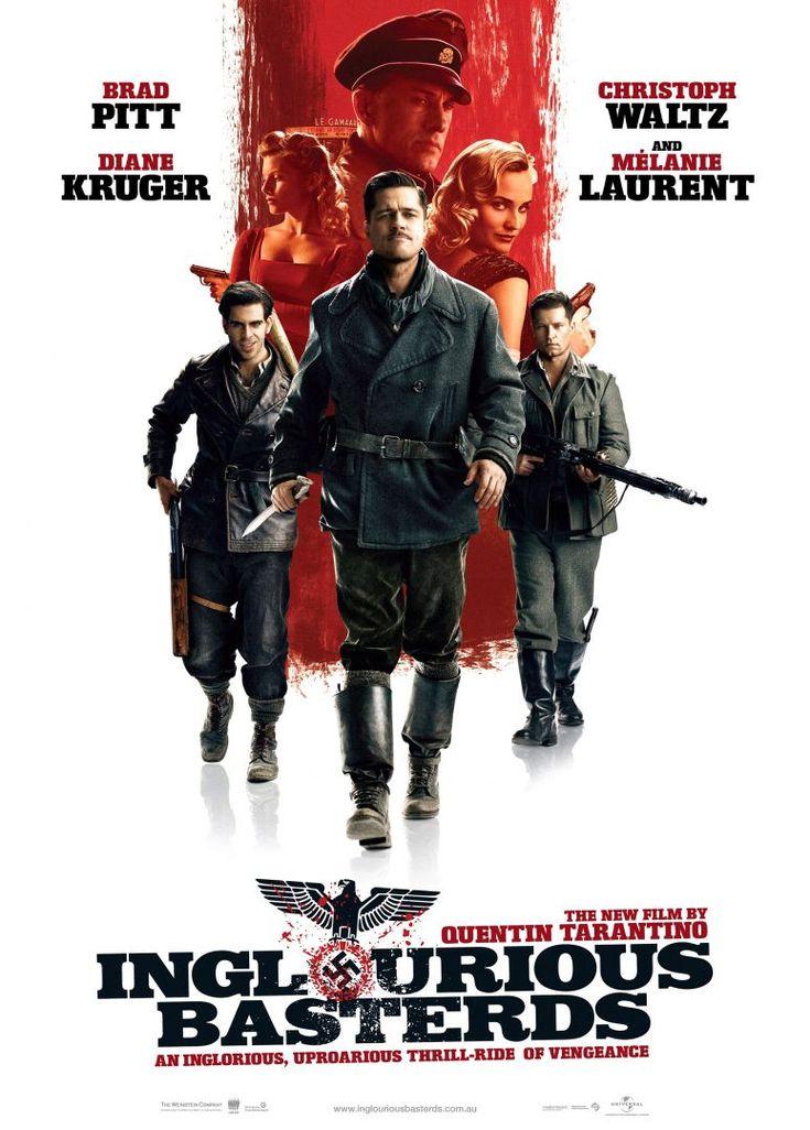 Постер Inglourious Basterds - Бесславные Ублюдки