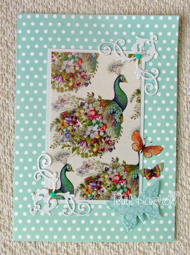 "A Passion For Cards: New ""Bohemian"" range from Trimcraft - coming soon"