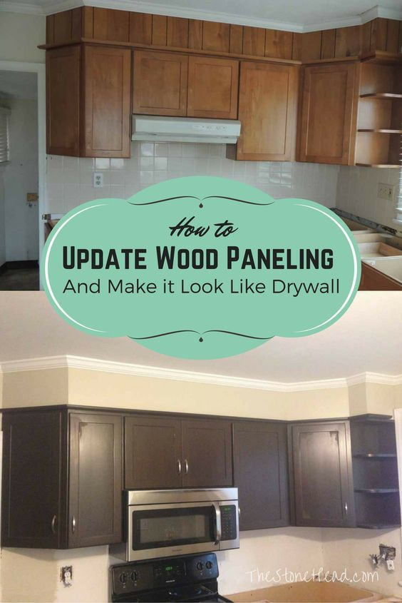 How To Make Paneling Look Like Drywall 5 Easy Steps To A Smooth