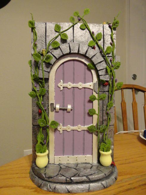 448 best wee little fairy doors and wee teeny houses for Rainbow fairy door