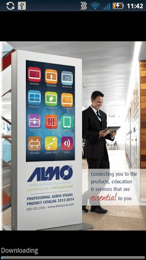 Why hunt on multiple manufacturer websites for product information on the latest Professional Audio Visual technology? It's all right at your fingertips with Almo's Catalog App!<p>Our catalog provides detailed information about all of the professional audio-visual monitors, televisions, touch displays, projectors, essential accessories and market services that are available from Almo Pro A/V. Additionally, the catalog is filled with various installation tips, charts and other useful…