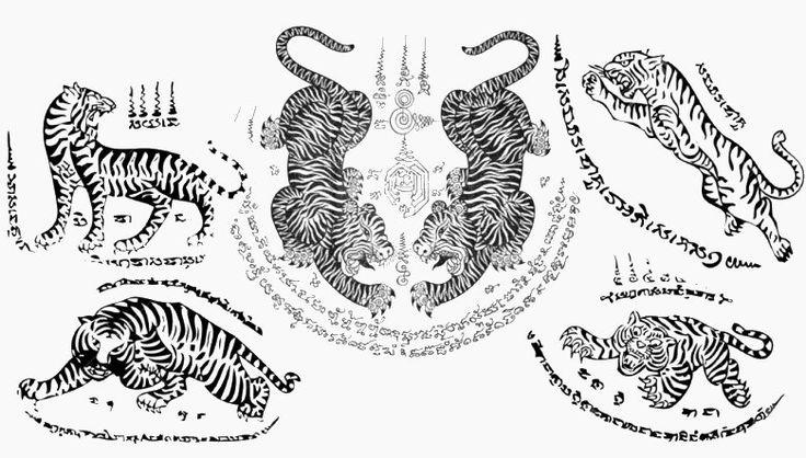 sak yant designs and meanings travel pinterest tattoo thai tattoo and tatting. Black Bedroom Furniture Sets. Home Design Ideas