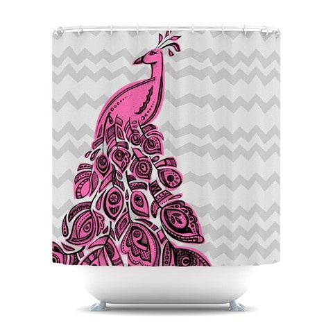 59 best peacock shower curtains birds images on pinterest | shower