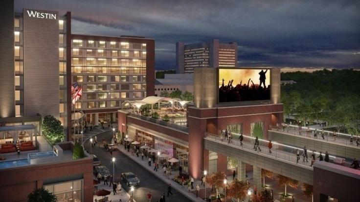 Hotelul cu numărul 200 al brandului Westin va fi deschis în 2013